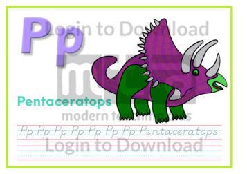 P: Pentaceratops