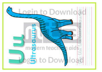 U: Ultrasaurus