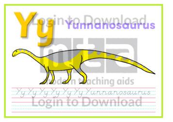 Y: Yunnanosaurus