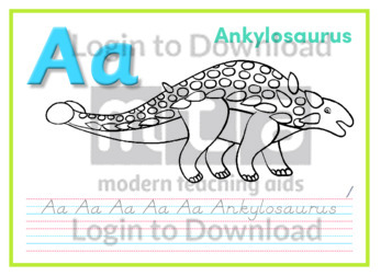 Dinosaurs (outlines)