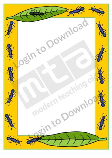 Ant (border)