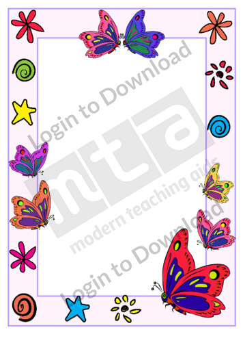 Butterfly (border)