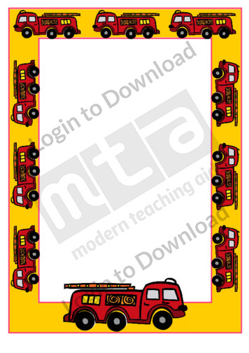 Fire Engine (border)