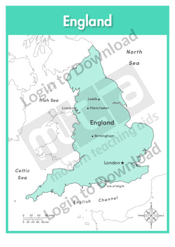 England (labelled)