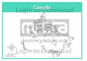 Canada (outline)