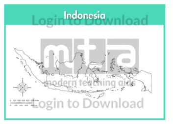 Indonesia (outline)
