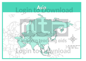 Asia: Continent