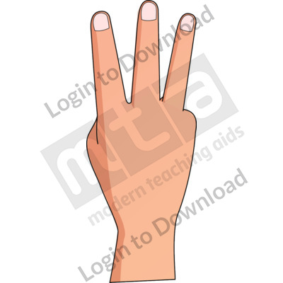 British Sign Language: 3