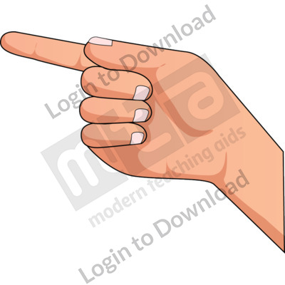 American Sign Language: G