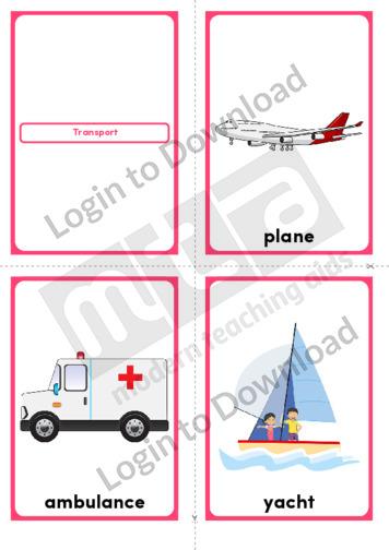 Transport (Portrait 4/page)