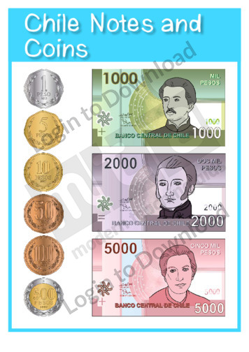 Chile Notes and Coins