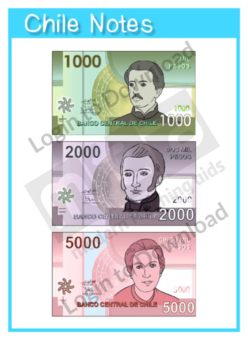 Chile Notes