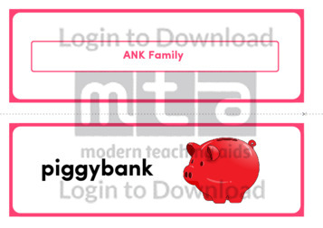 ANK Family (Landscape 2/page)