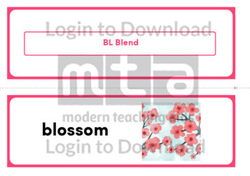 BL Blend (Landscape 2/page)