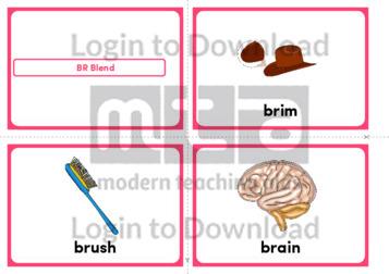 BR Blend (Landscape 4/page)