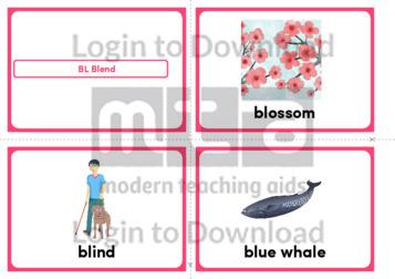 BL Blend (Landscape 4/page)