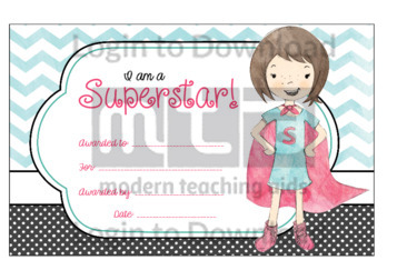 I Am a Superstar! (Girl)