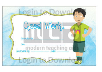 Good Work! (Boy)