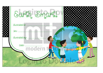 Earth Smart!