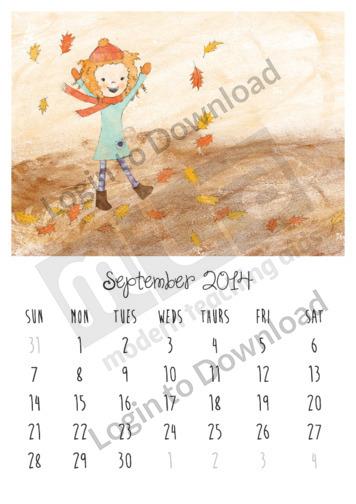 September 2014 (Northern Hemisphere)