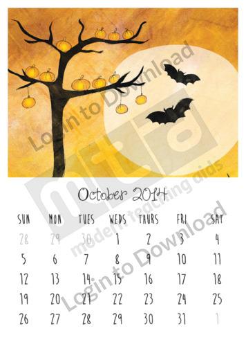 October 2014 (Northern Hemisphere)