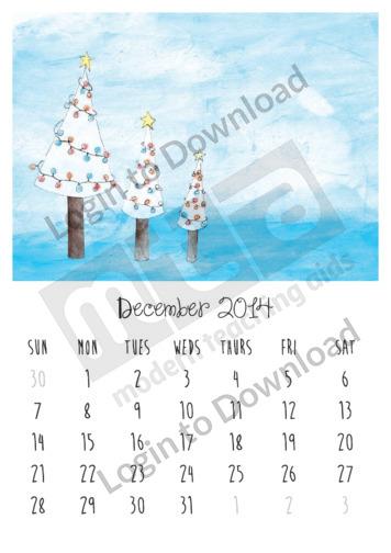 December 2014 (Northern Hemisphere)