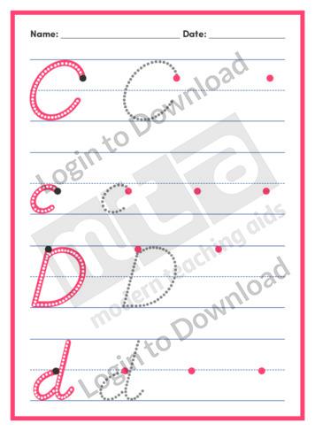112442E01_HandwritngPracticeLettersCD01
