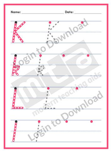 Letters KL