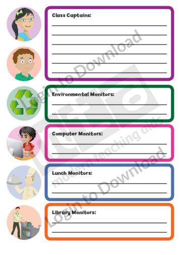 Classroom Monitors 2