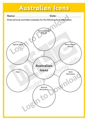 Australian Icons 3