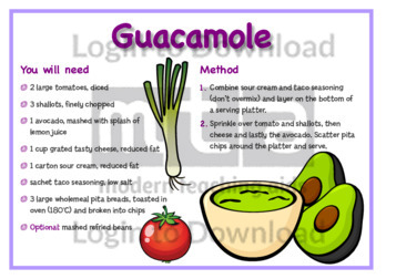 September Recipe: Guacamole