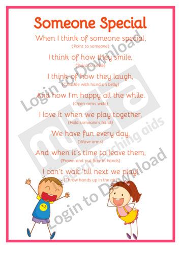 Valentine's Poem: Someone Special