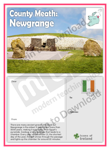 County Meath: Newgrange