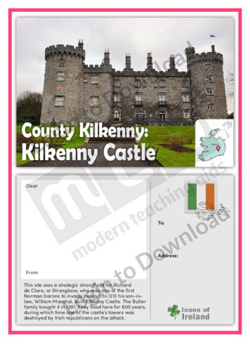 County Kilkenny: Kilkenny Castle
