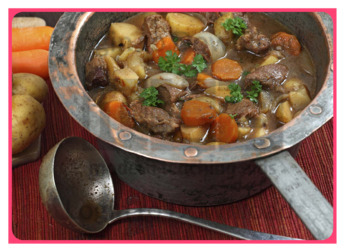 Photo Activity: Irish Stew
