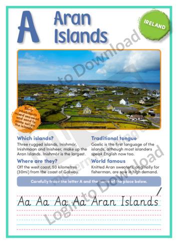 A: Aran Islands