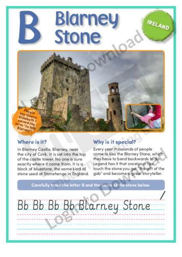 B: Blarney Stone