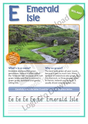 E: Emerald Isle