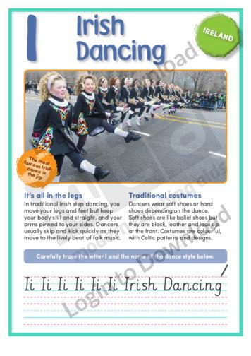 I: Irish Dancing