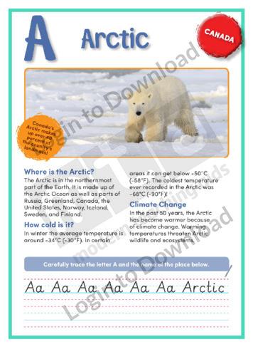 A: Arctic