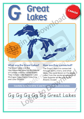 G: Great Lakes