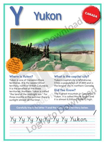 Y: Yukon