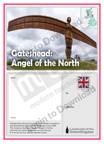 Gateshead: Angel of the North