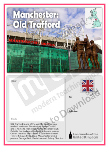 Manchester: Old Trafford