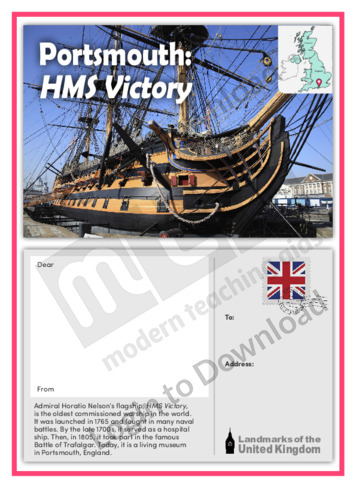 Portsmouth: HMS Victory