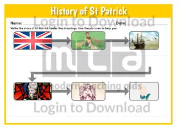History of St Patrick