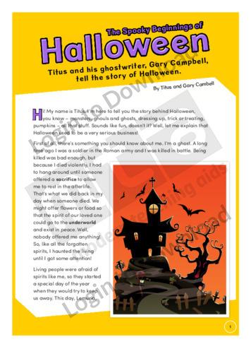 The Spooky Beginnings of Halloween