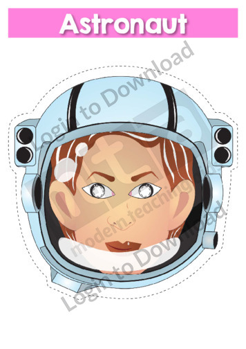 Astronaut (male)