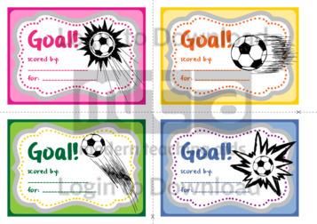 Goal Awards