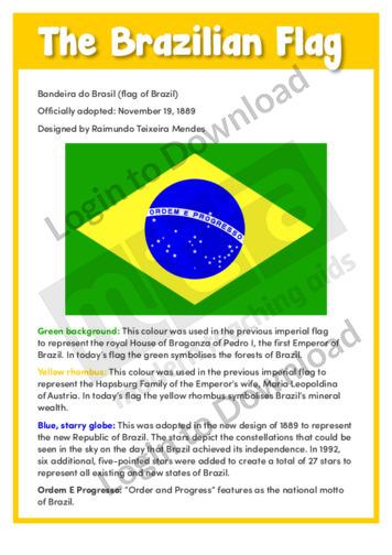 The Brazilian Flag